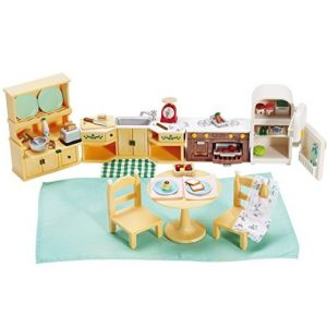 Save 46% on the Calico Critters Kozy Kitchen Set, Free Shipping Eligible!