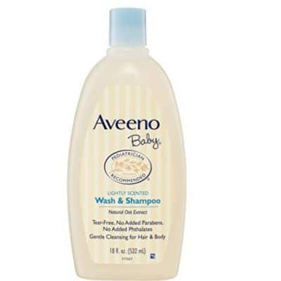 Amazon Coupon Deal: Aveeno Baby Wash & Shampoo Only $4.56, Free Shipping Eligible!