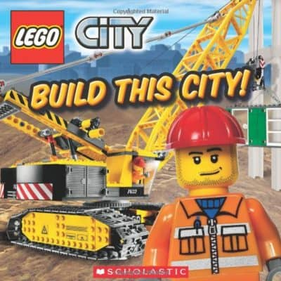 Save 40% or More on the The LEGO City Books {Starting at $2.29!}, Free Shipping Eligible!