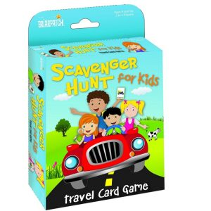 Save 50% on the Travel Scavenger Hunt Card Game, Free Shipping Eligible!