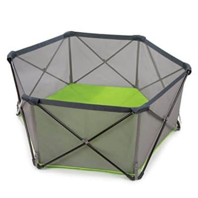 Save 51% on the Summer Infant Pop N' Play Portable Playard, Free Shipping Eligible!