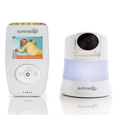 Save 48% on the Summer Infant SURE SIGHT 2.0 Digital Color Video Baby Monitor, Free Shipping Eligible!