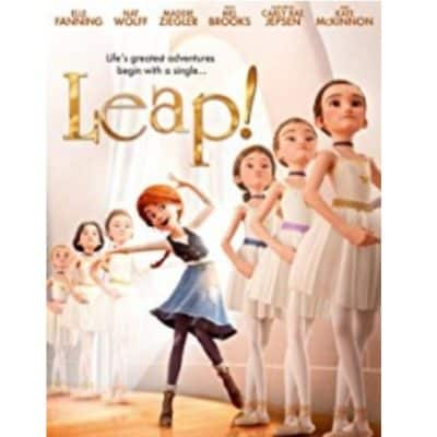 Amazon Instant Video: Rent Leap for just $0.99 {Have a Family Movie Night This Weekend!}