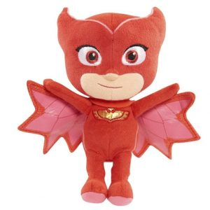 Save 65% on the Just Play PJ Masks Bean Owlette Plush, Free Shipping Eligible!