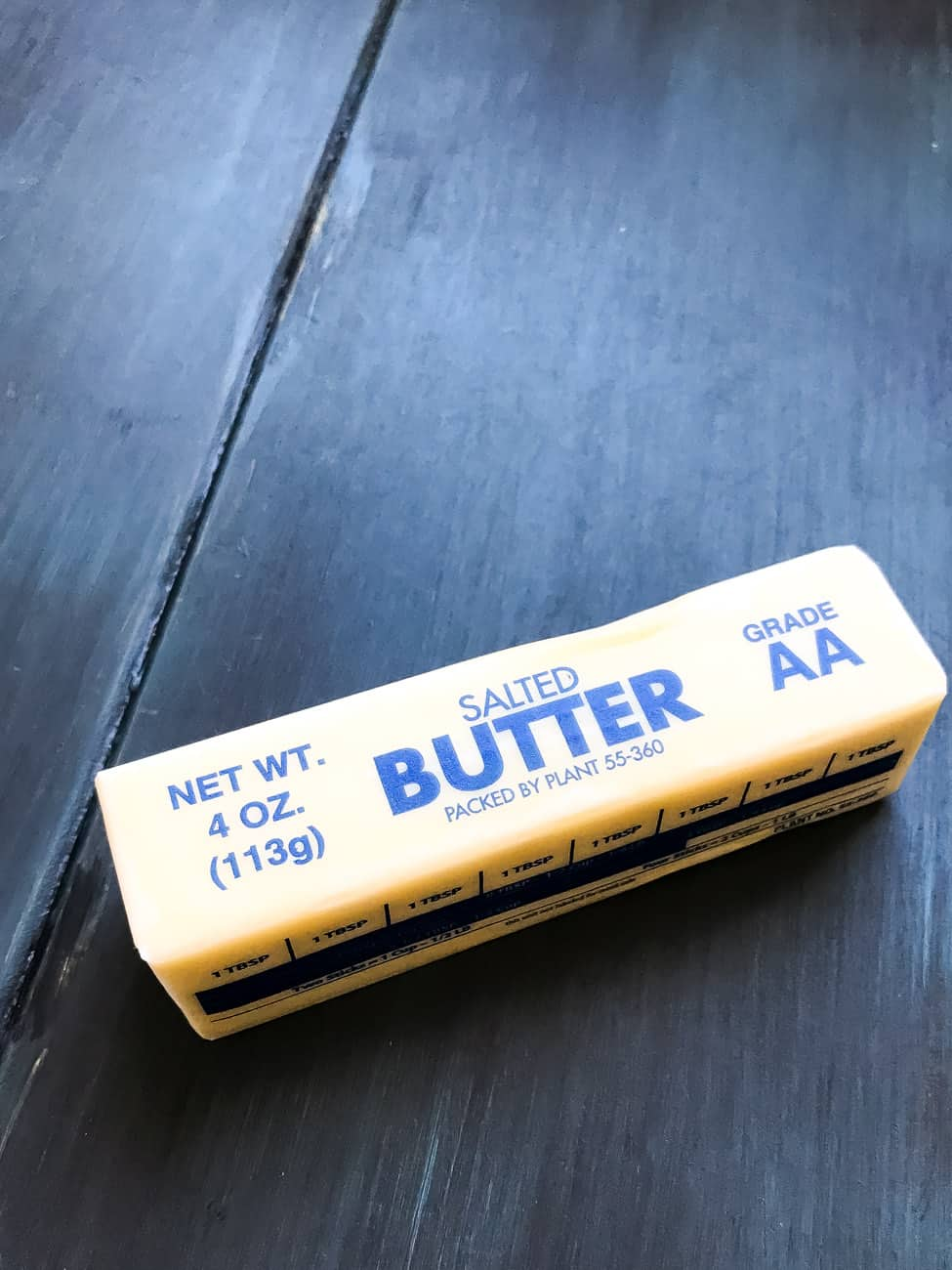 butter for brown butter panbanging cookie recipe