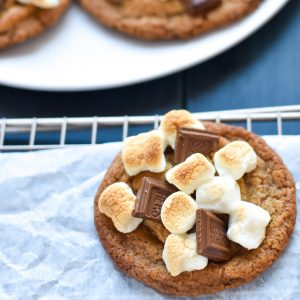Brown butter panbanging cookie recipe