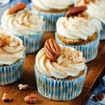 The Best Carrot Cupcake Recipe for Peter Rabbit