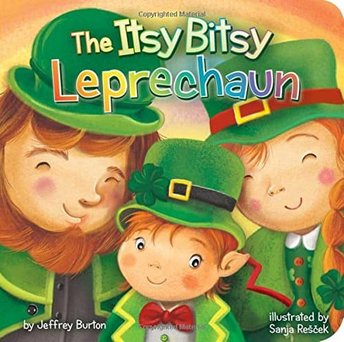 Saint Patrick's Day Books for babies and toddlers