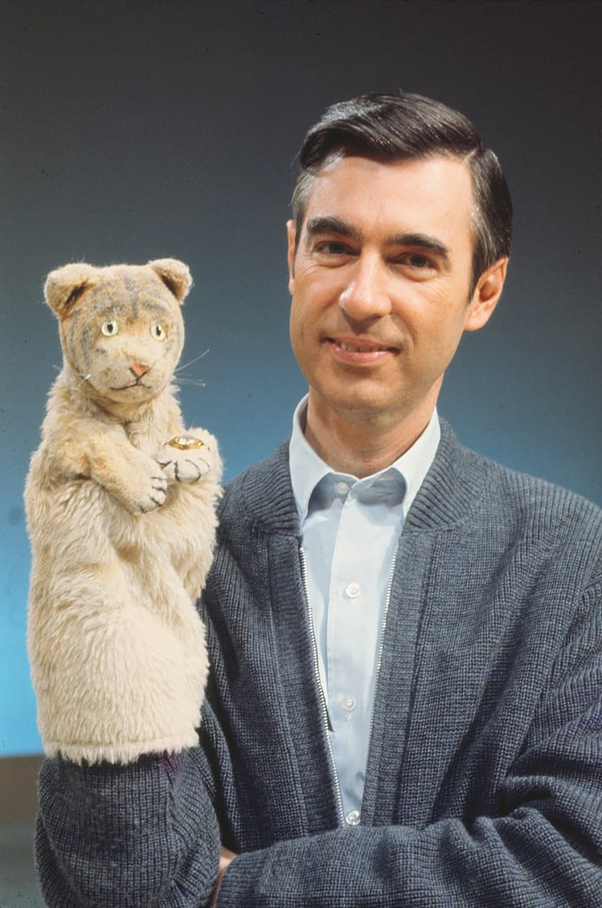 Won't You be my neighbor trailer and poster