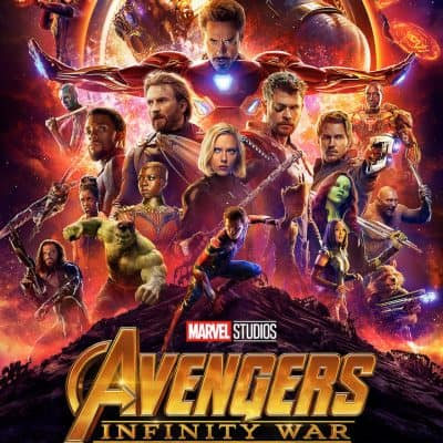 AVENGERS: INFINITY WAR: See New Images AND the New Poster and Trailer!