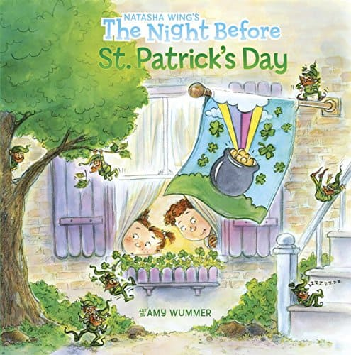 Saint Patrick's day books for first grade