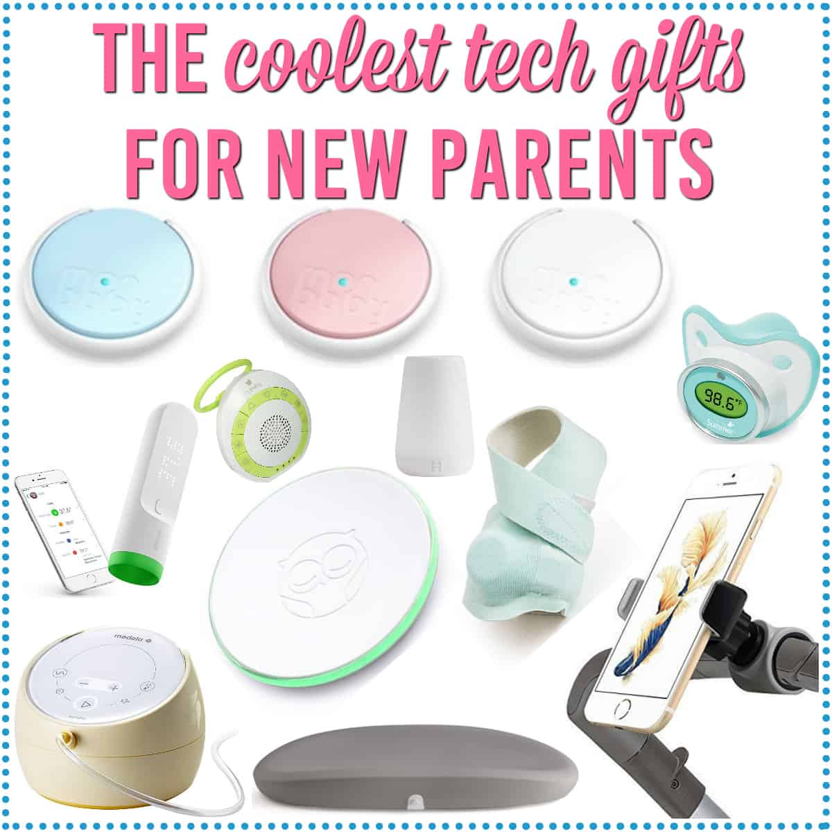 Tech gifts for parents