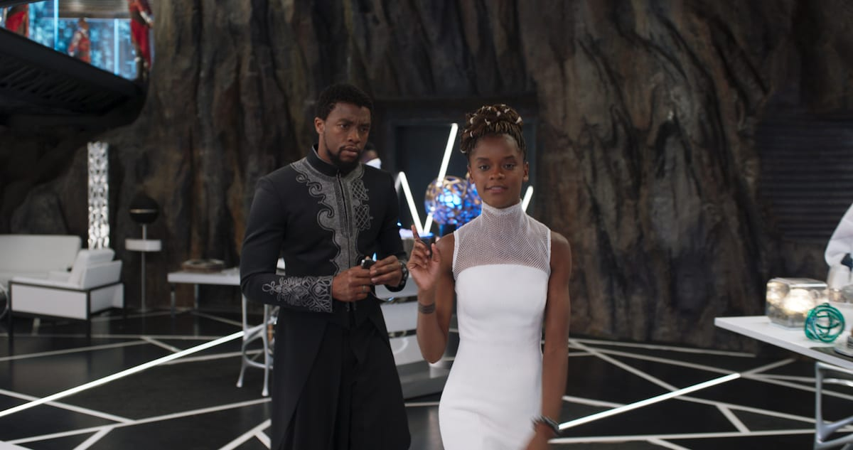 black panther lesson plans technology