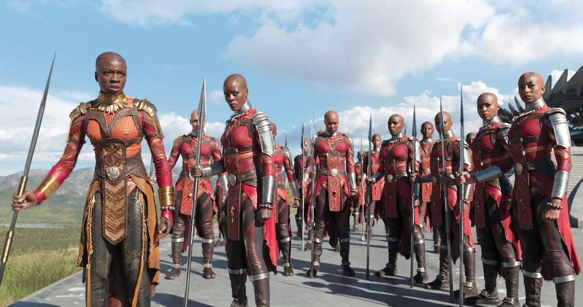 Black panther lesson plans feminism