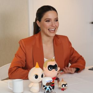 Sophia Bush Interview: Voicing Voyd in Incredibles 2