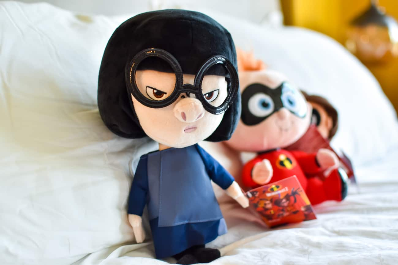 Incredibles 2 merchandise Edna Mode