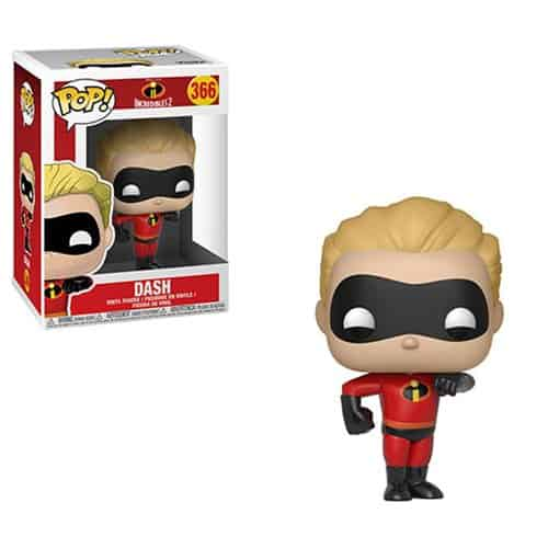 Funko Pop Disney Incredibles 2, Dash