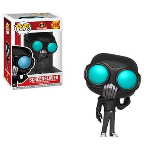Funko Pop Disney Incredibles 2, Screenslaver