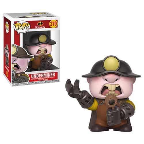Funko Pop Disney Incredibles 2, Underminer