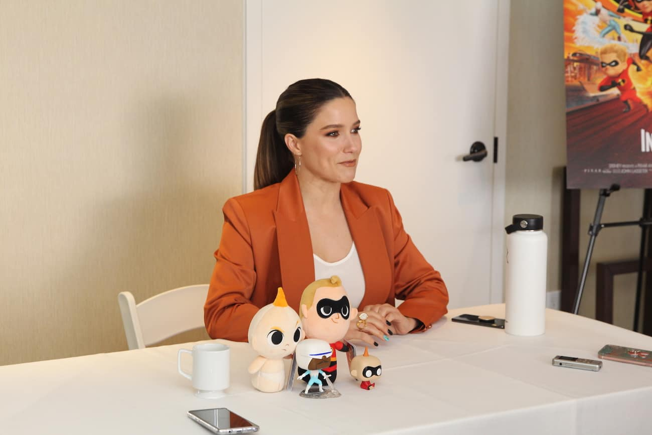 Sophia bush void incredibles 2