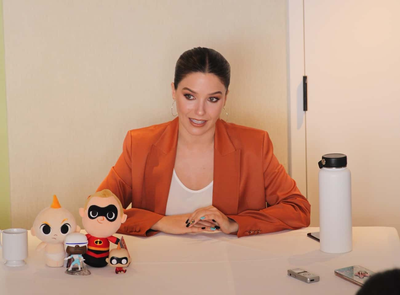 Void Incredibles 2 sophia bush