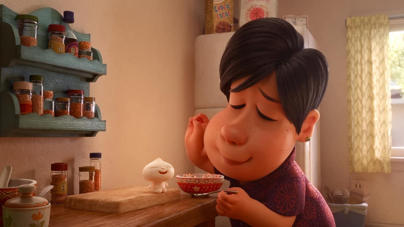 Pixar Rules of Storytelling Bao Mom