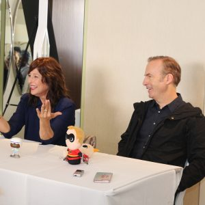 Catherine Keener and Bob Odenkirk on the Endeavors of Incredibles 2