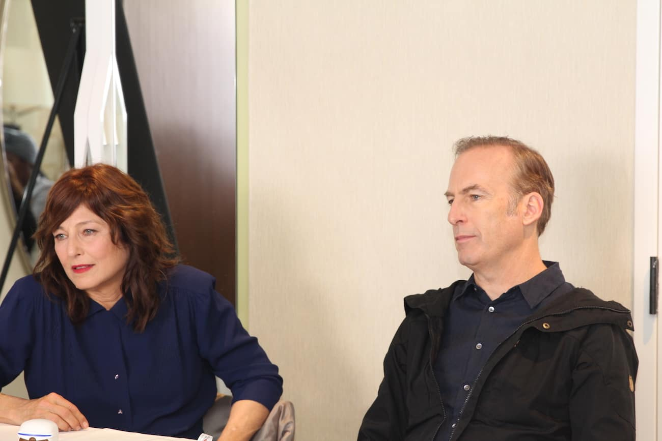 catherine keener with bob odenkirk Incredibles 2