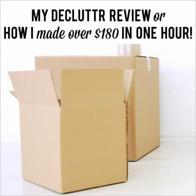 Decluttr review boxes