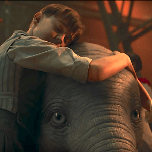 All New Trailer and Poster for Disney's Live-Action Dumbo – It's Magical! #Dumbo