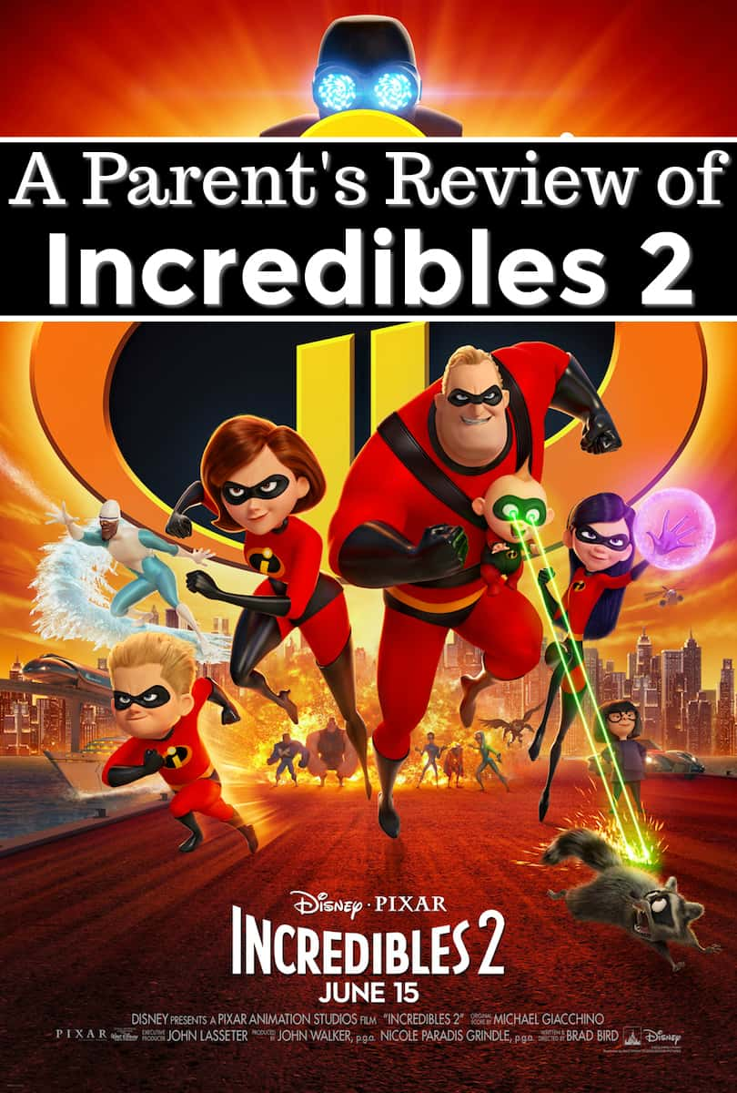 Parents Review Incredibles 2