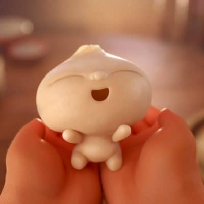 Pixar rules of storytelling Bao dumpling