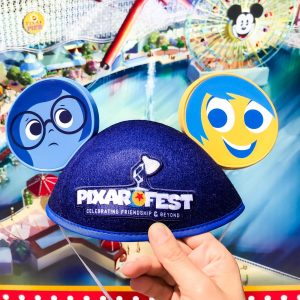 The Best of Pixar Fest at Disneyland – Must-See Entertainment, Must-Do Events and Must-Try Treats! #PixarFest #Incredibles2Event