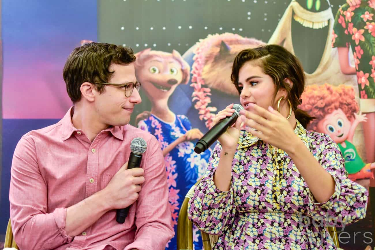 Hotel Transylvania 3 press conference quotes