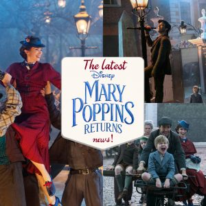 Mary Poppins Returns News: Images from the Movie's Musical Numbers