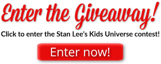 Stan Lee Kids Universe review and giveaway