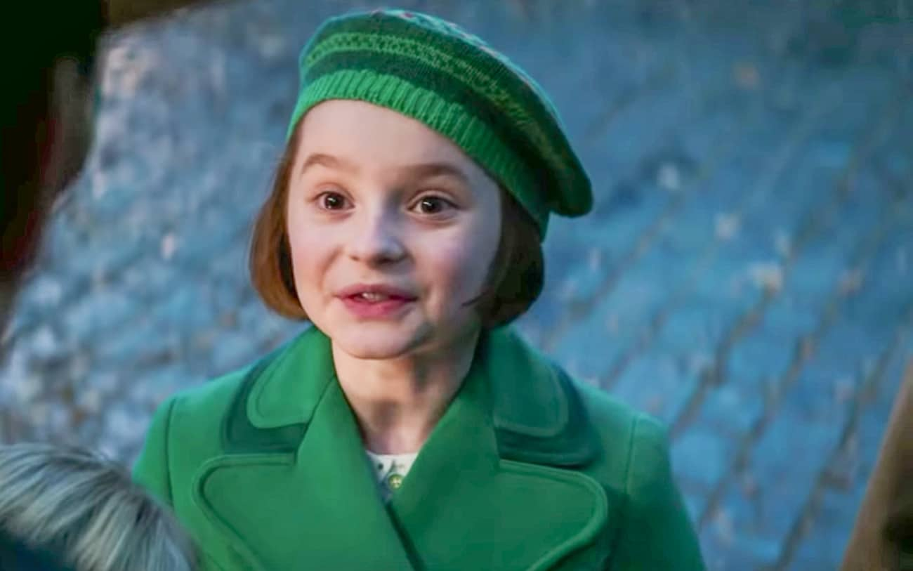 Mary Poppins Returns trailer kids