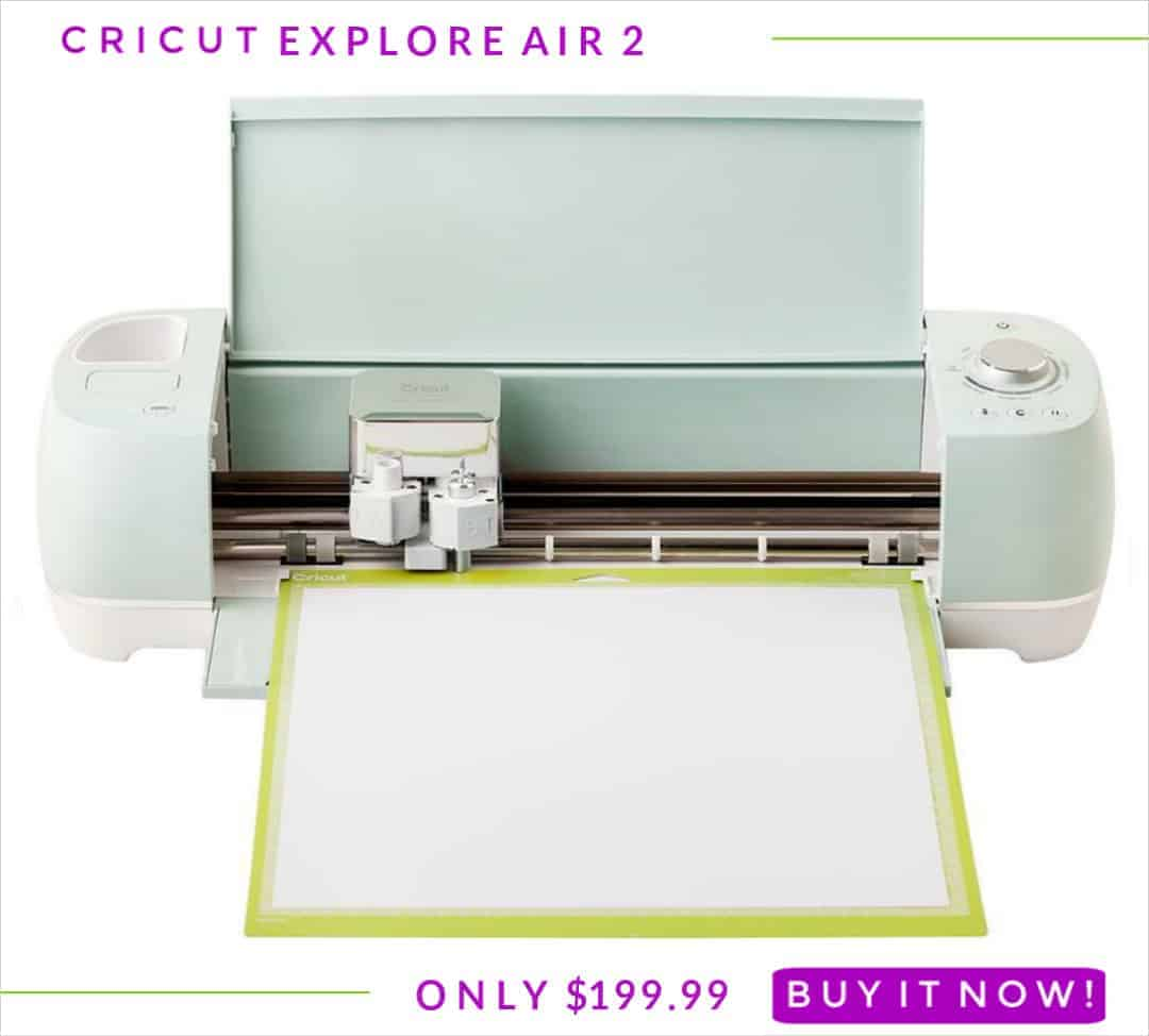 Cricut Explore Air 2 Cyber Monday Deals