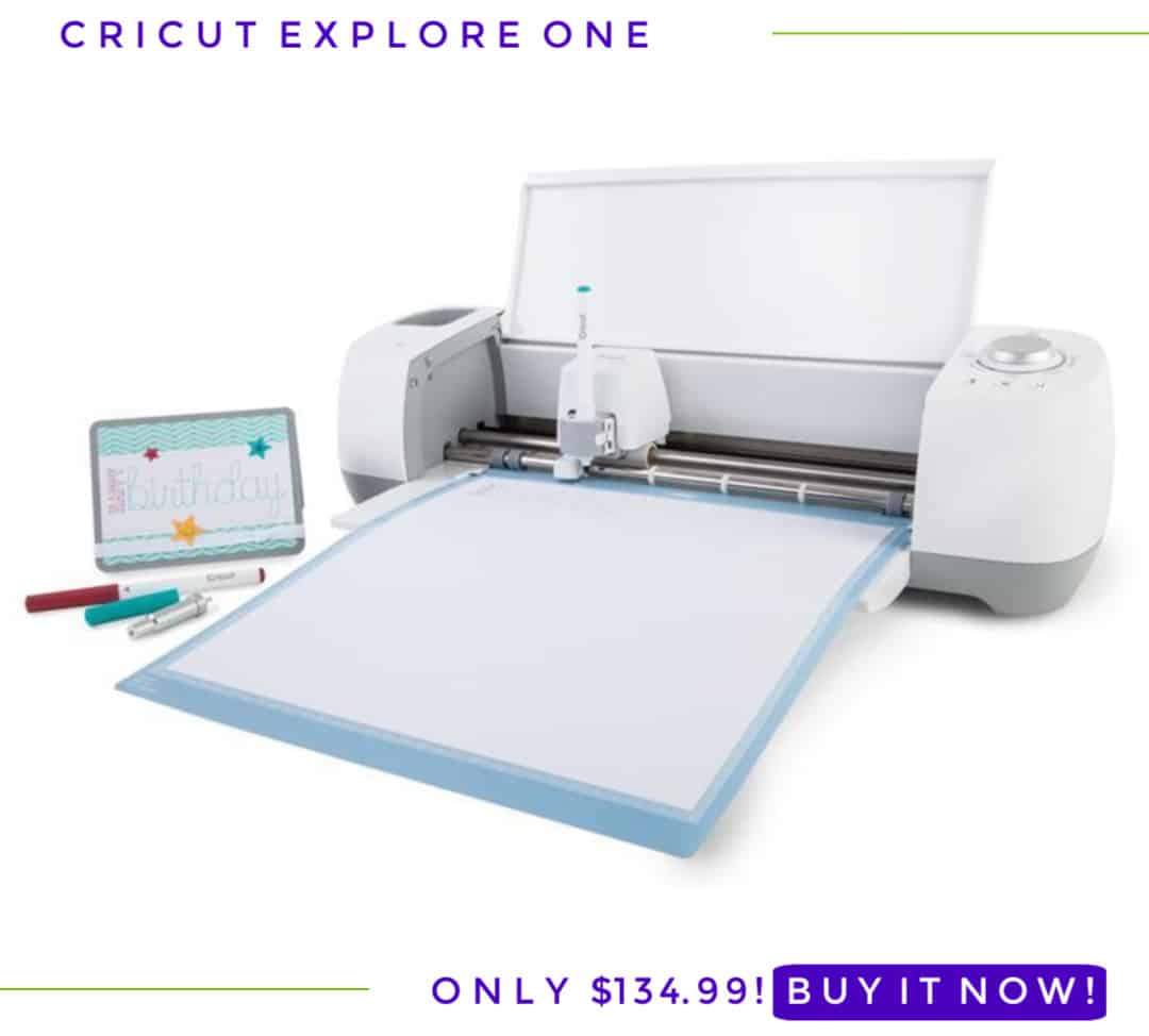 Cricut Cyber Monday 2018
