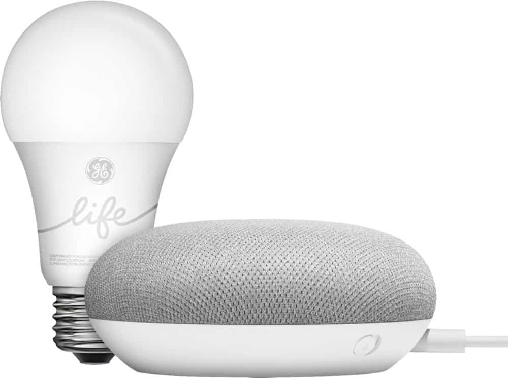 Google Smart light starter kit review