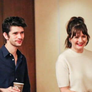 Emily Mortimer Ben Whishaw Mary Poppins Returns