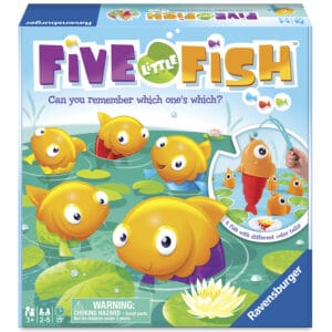 Five Little Fish Game Review
