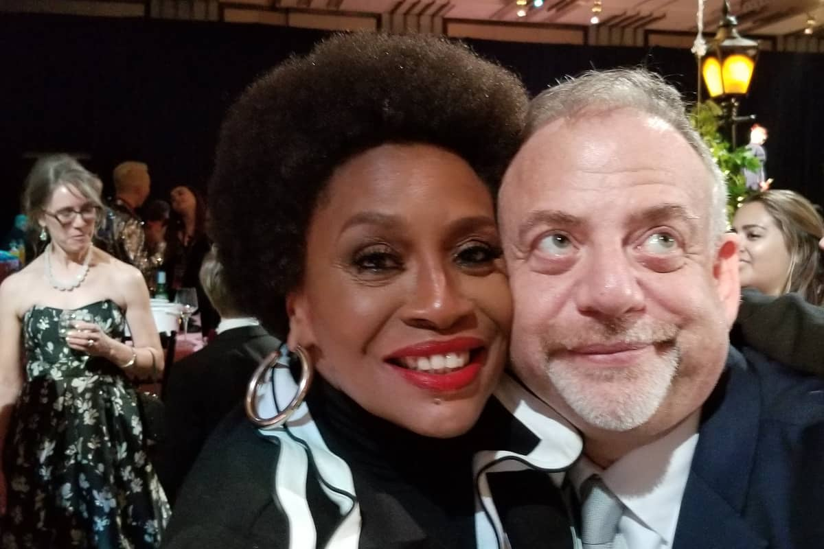 Jennifer Lewis and Marc Shaiman Mary Poppins Returns