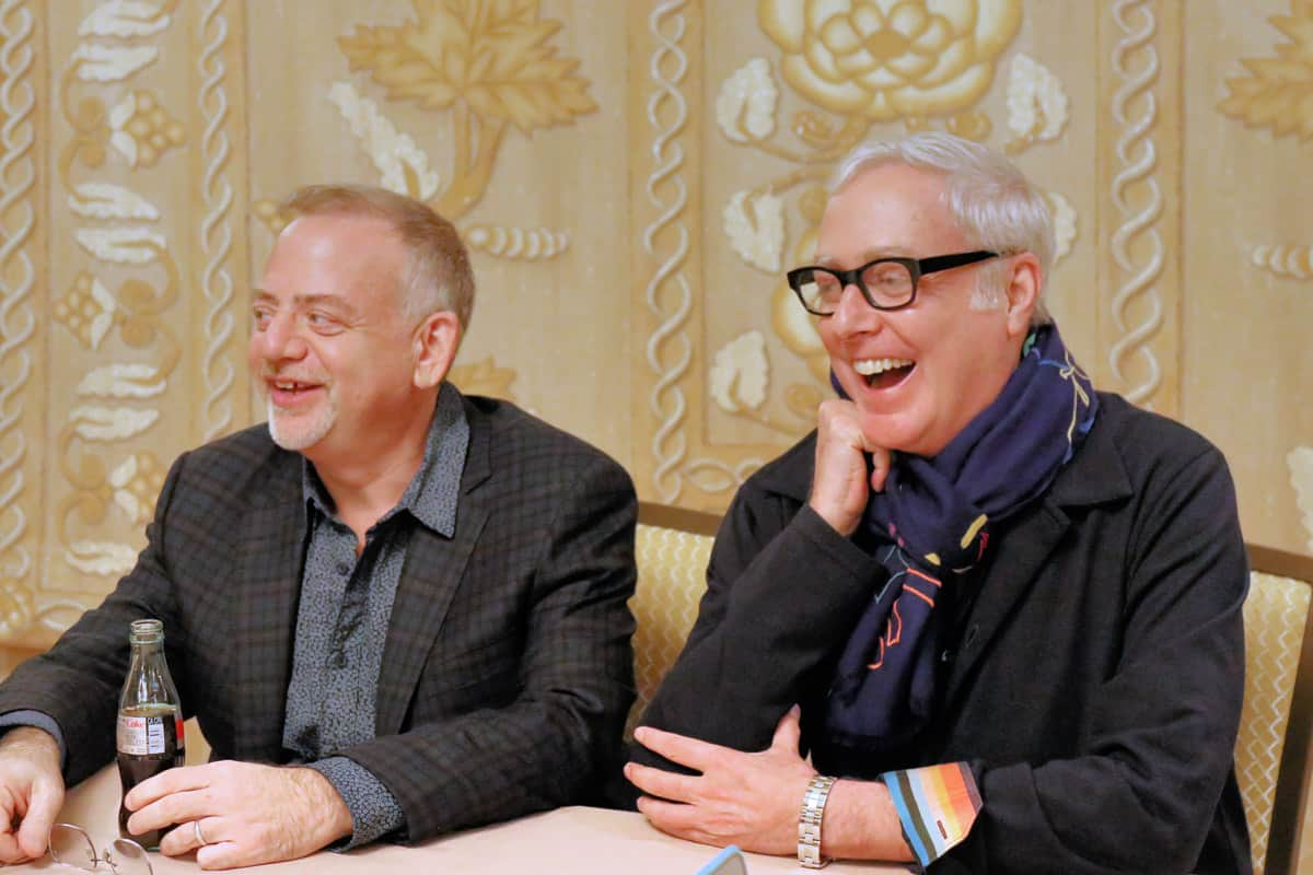 Marc Shaiman and Scott Wittman Mary Poppins Returns music
