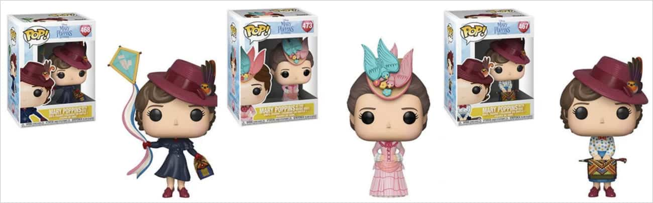 Mary Poppins Returns Funko Pop Vinyl