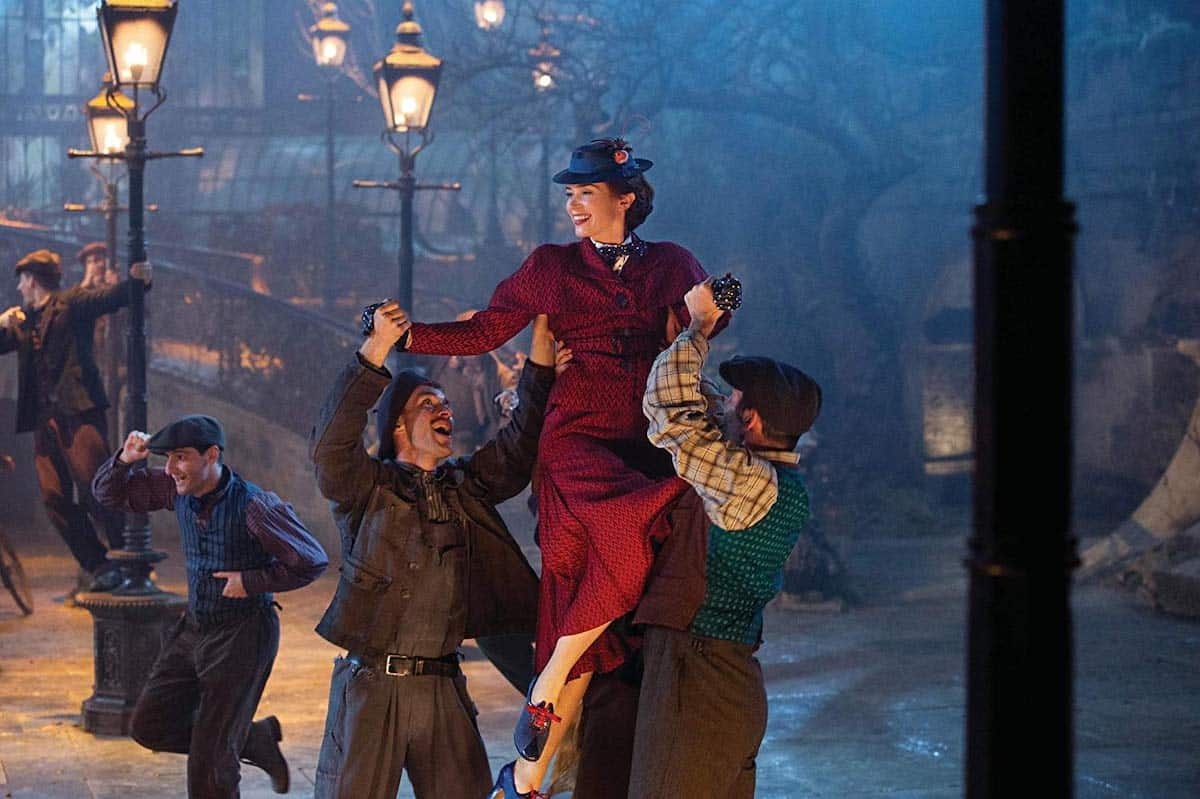 Mary Poppins Returns Parents Guide Review Emily Blunt