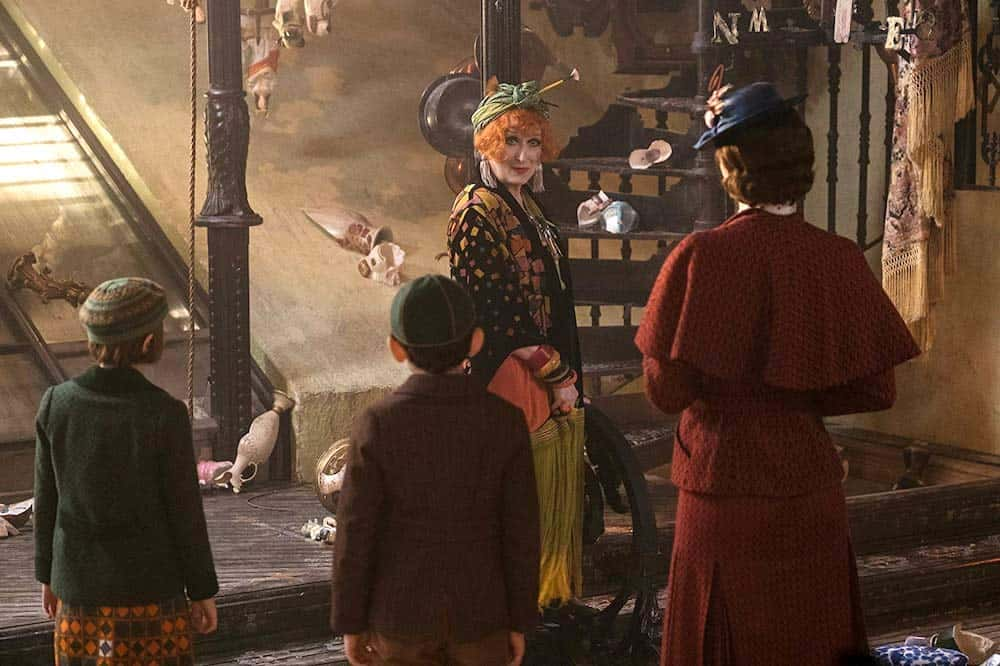 Mary Poppins Returns Parents Guide Meryl Streep