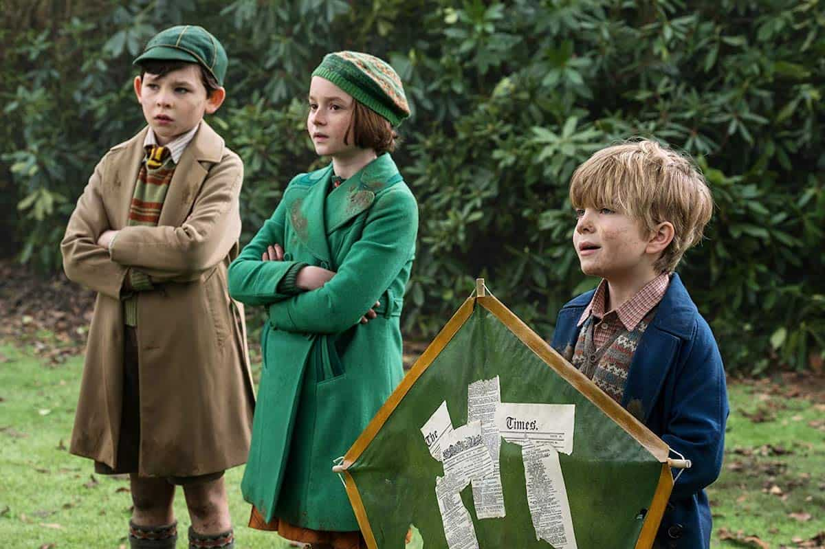 Child Actors in Mary Poppins Returns