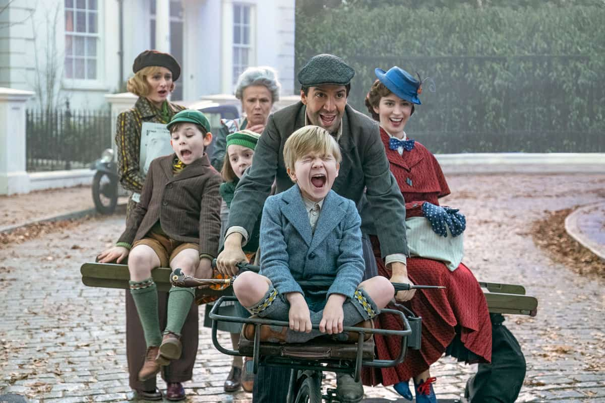 Mary Poppins Returns Child Actors