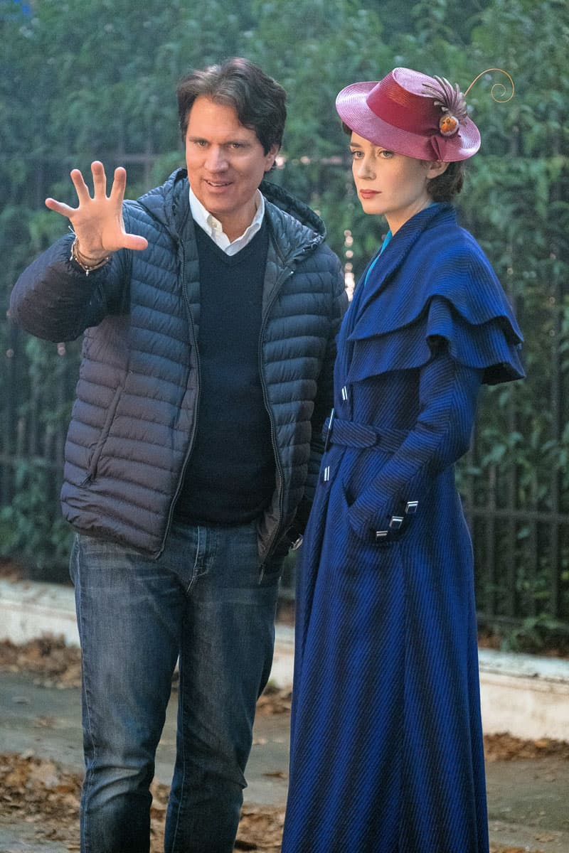 Rob Marshall in Mary Poppins Returns